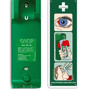 vägghållare-ögondusch