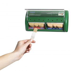plåster-automat
